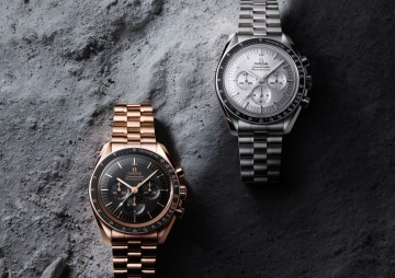 OMEGA SPEEDMASTER MOONWATCH. СВЯЗЬ ВРЕМЕН